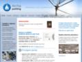 Náhled webu Archa Yachting