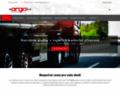 Náhled webu Argo Group, a.s.