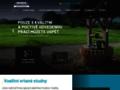 Náhled webu Artemia, s.r.o.