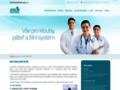 Náhled webu Arthrocentrum