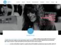 Náhled webu Asociace komunitních služeb v oblasti péče o duševní zdraví (AKS)