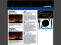 Náhled webu Amatérská prohlídka oblohy