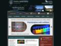 Náhled webu Hvězdárna Valašské Meziříčí