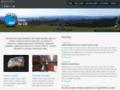 Náhled webu Astronomický ústav AV ČR