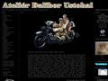 Náhled webu Ateliér Dalibor Ustohal