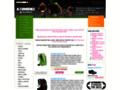 Náhled webu Atombike