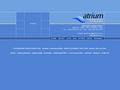 Náhled webu Atrium - obchodní dům