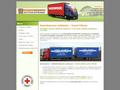 Náhled webu Autodoprava nákladní - Josef Cifrain