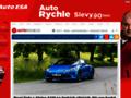 Náhled webu AutoRevue.cz