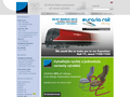 Náhled webu Av Engineering a.s