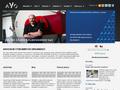 Náhled webu Asociace výzkumných organizací