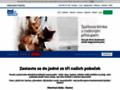 Náhled webu Veterinární klinika Axa