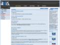 Náhled webu Axis WEB