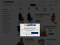 Náhled webu B2B Partner