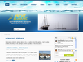 Náhled webu Yacht Baharis