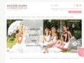 Náhled webu Báječná svatba