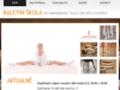 Náhled webu Balet pro děti a dospělé Praha