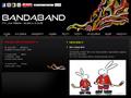 Náhled webu Bandaband