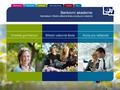 Náhled webu Bankovní akademie