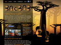 Náhled webu Baobab, Brno