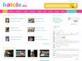 Náhled webu Batole.eu