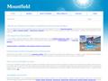 Náhled webu Mountfield