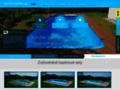 Náhled webu Bazény-výroba