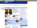 Náhled webu BBCCzech: Česká republika