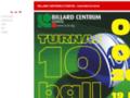 Náhled webu Billiard Centrum Litomyšl
