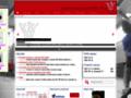 Náhled webu Badminton club RSC Brno