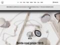 Náhled webu Belda Jewelry