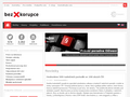Náhled webu Bezkorupce