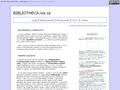 Náhled webu Bibliotheca.wz.cz