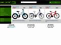 Náhled webu Bike007.cz