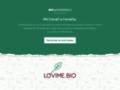 Náhled webu BioSpotřebitel