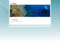Náhled webu Blue Abyss