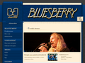 Náhled webu Bluesberry