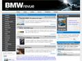 Náhled webu BMW revue