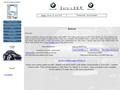 Náhled webu Dave's BMW