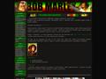 Náhled webu Marley, Bob