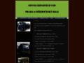 Náhled webu Autodoprava Bohuš Simandl