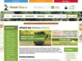 Náhled webu Bonsai shop