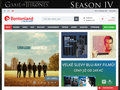 Náhled webu Bontonland Megastore
