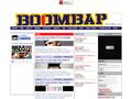 Náhled webu BoomBap