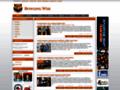 Náhled webu Bowlingweb