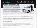 Náhled webu Dopravní agentura Brchl
