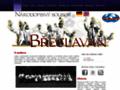 Náhled webu Břeclavan, národopisný soubor