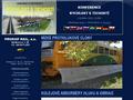 Náhled webu Prokop Rail, a.s.