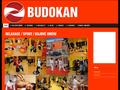 Náhled webu Zanchin Budokan Liberec