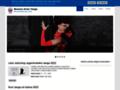 Náhled webu Argentinské tango Praha